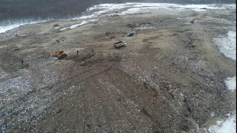 Возгорание на городской свалке Якутска полностью ликвидировано