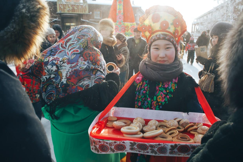 В Якутске отпразднуют наступление весны