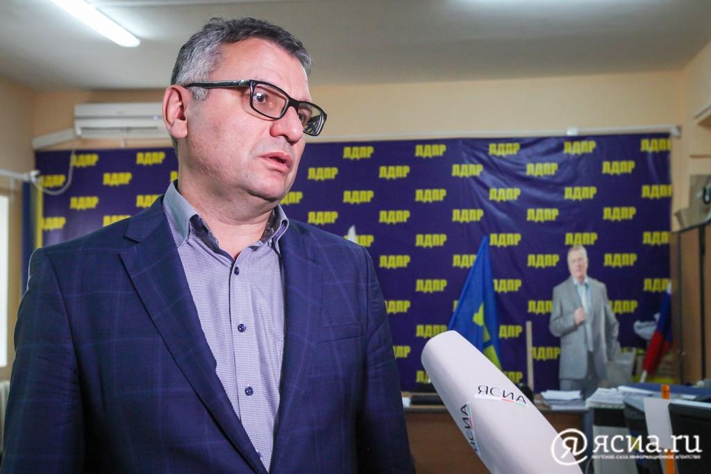 Гаврил Парахин стал депутатом Госдумы РФ