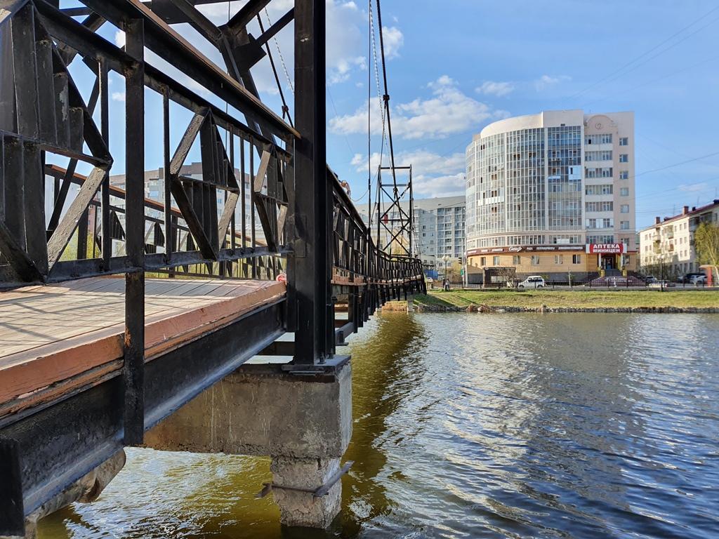 В Якутске начался ремонт двух мостов через Теплое озеро