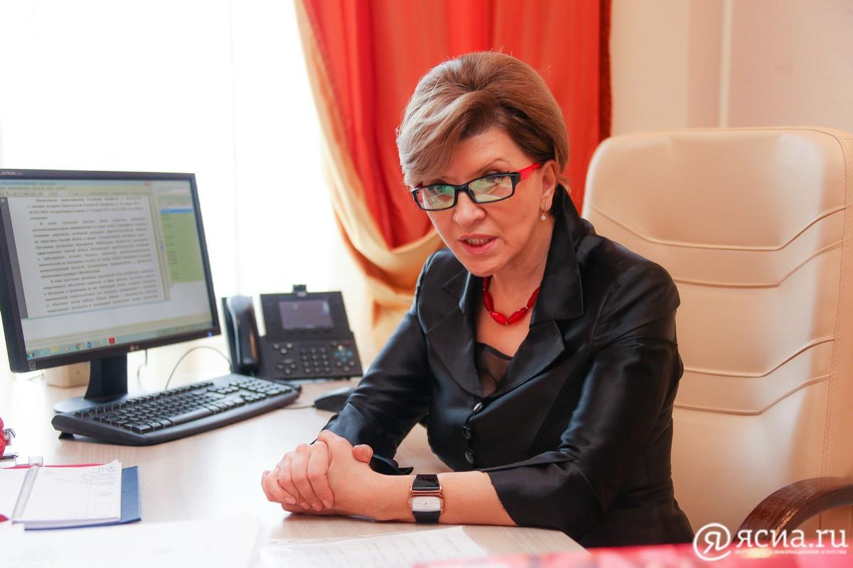 Экс-замминистра здравоохранения Якутии Людмила Вербицкая: «Каждый день надеялась, что дело закроют»