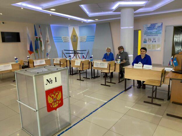 В Якутске начались досрочные выборы главы города