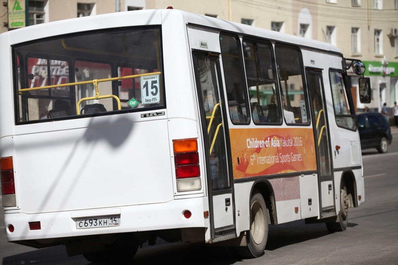 За прошлую неделю поступила 24 жалоба на работу автобусников Якутска