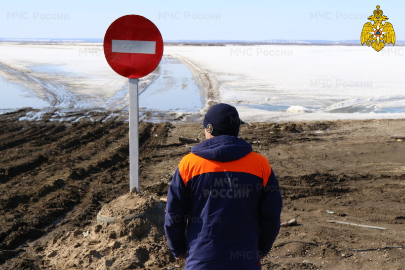 Закрыто 16 ледовых переправ