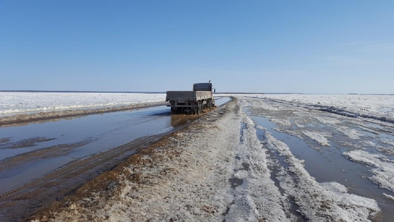 С 19 апреля закроются ледовые переправы