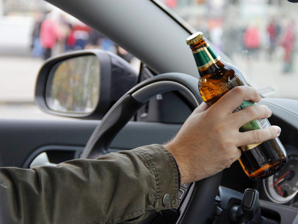 Если за рулем пьяный…