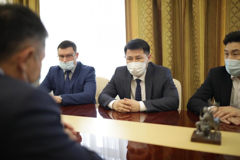 Власти обсудили планы по развитию столицы республики