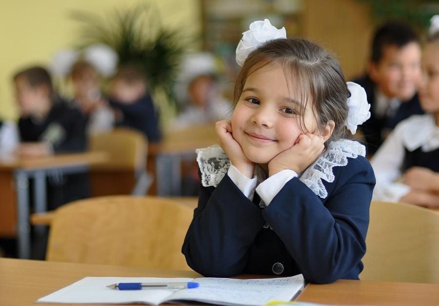 В столице за школьные парты сядут свыше 5 000 первоклассников