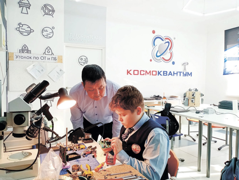 Дорога в космос… Начинается в детском Технопарке Якутска