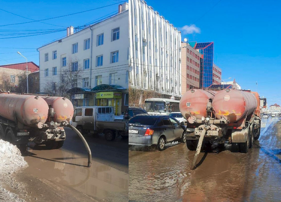 Округа и пригороды приготовились к откачке талых вод