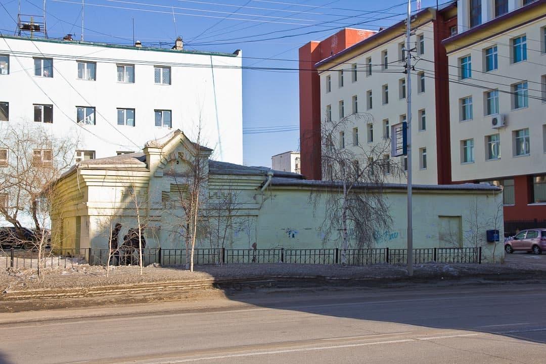 Проклятое место: пожары в районе бывшего УВД Якутска были и раньше