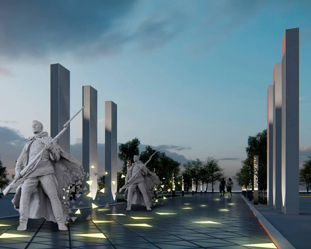 Проголосуй за благоустройство Парка Победы и набережной озера Сайсары