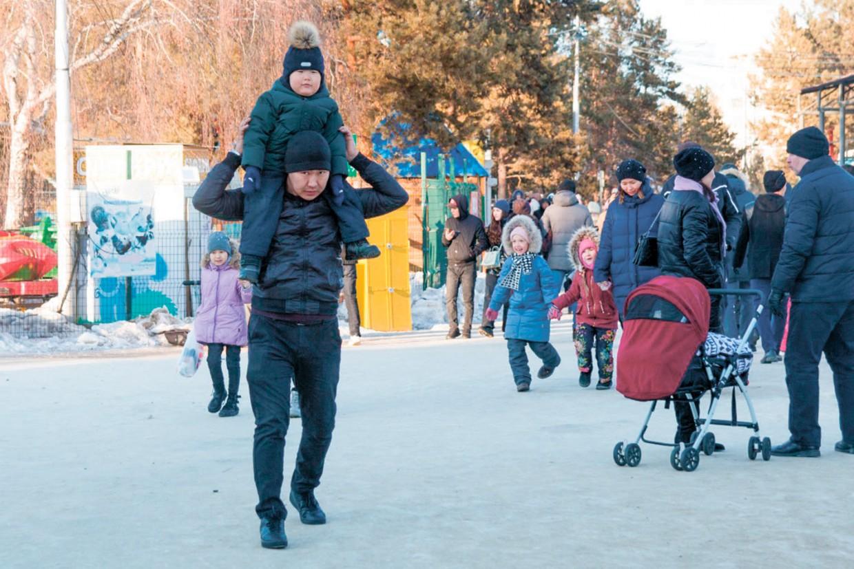 Давай, зима, до свидания! В выходные Якутск встретил весну!