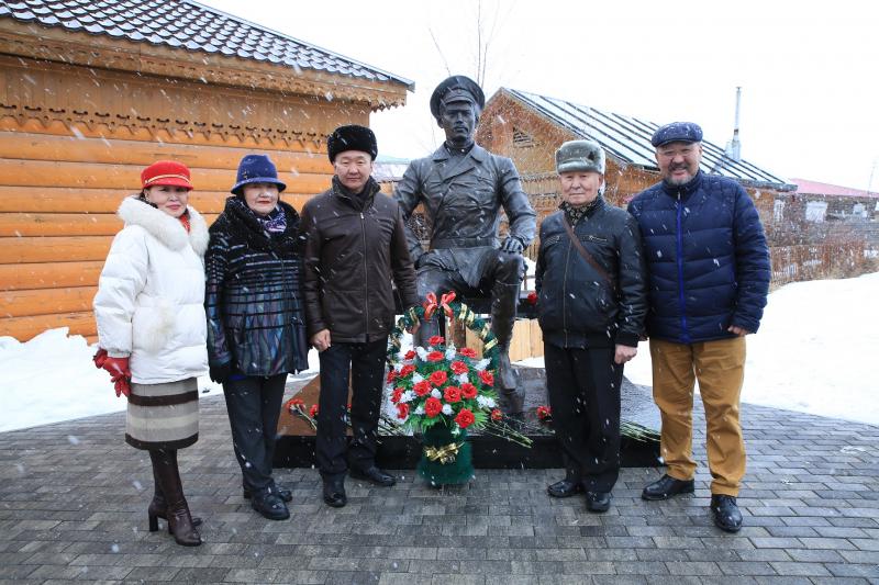 В столице открыли мемориальную доску Федору Донскому