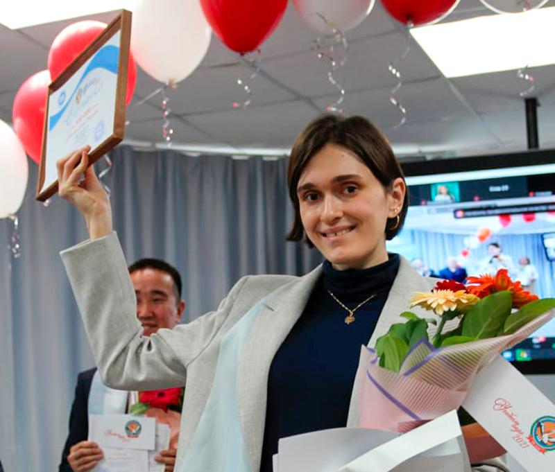 Анна Конова продолжаетдинастию в 4‑м поколении