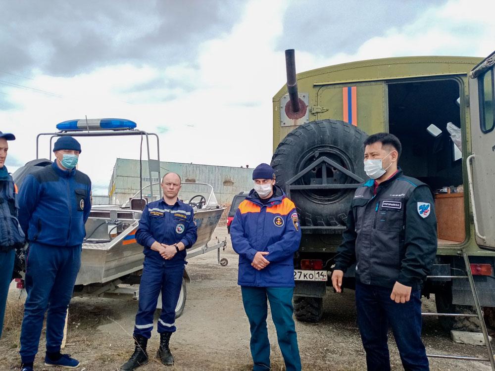 Глава Якутска объехал эвакуационные пункты