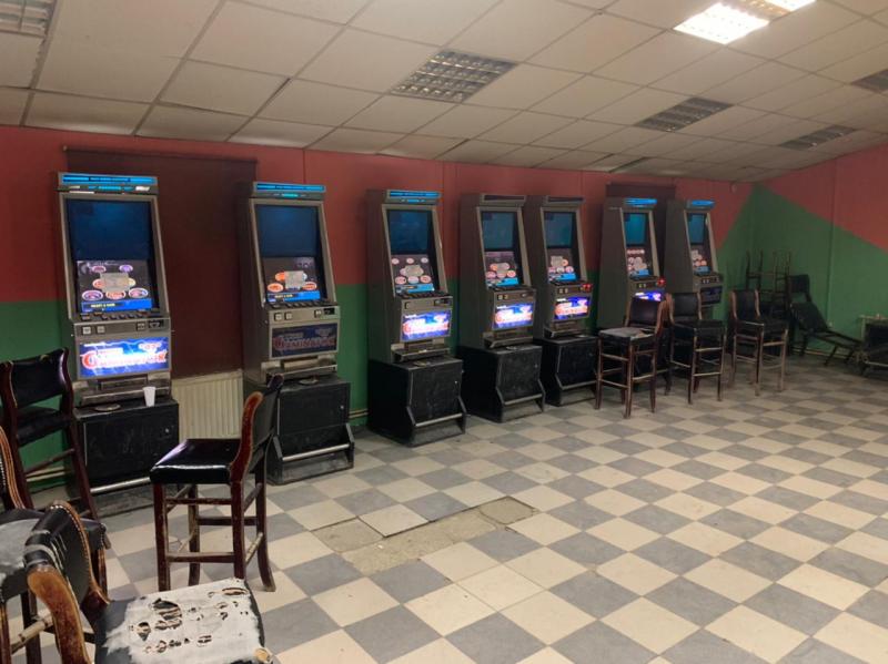 В Якутске закрыли подпольный игровой зал
