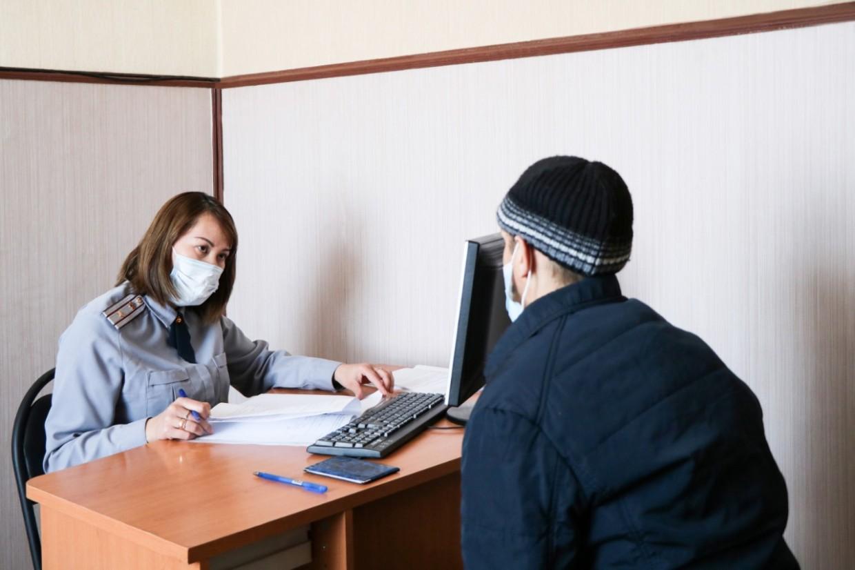 В Жатае заработал опорный пункт уголовно-исполнительной инспекции