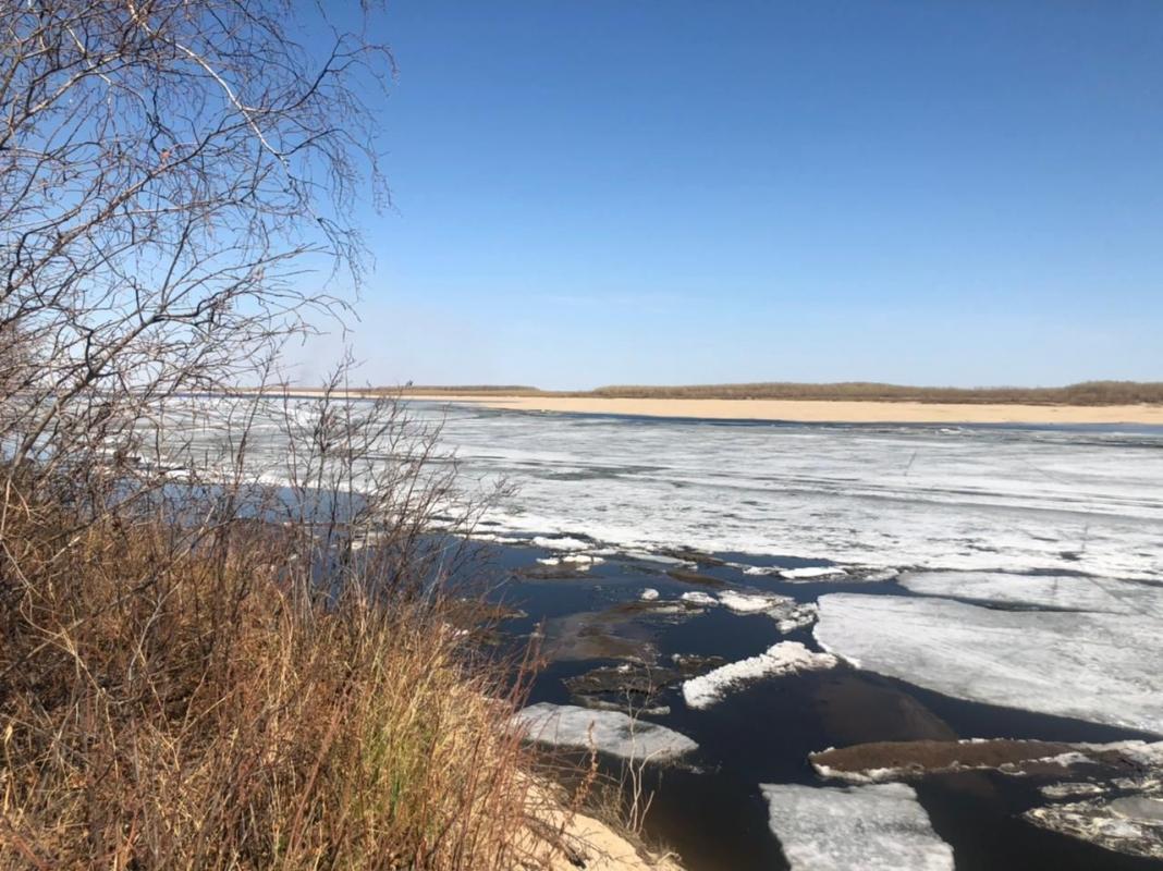 В Якутске объявлен режим повышенной готовности к паводку