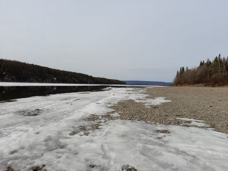 Ледоход ждут в Якутии 9-10 мая