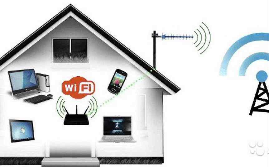 210 домов в Мархе подключили к высокоскоростному интернету