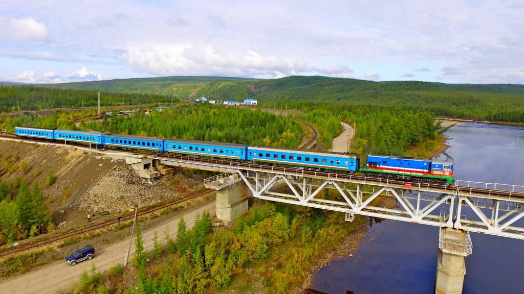 Открылись продажи билетов на поезд Нижний Бестях — Тында
