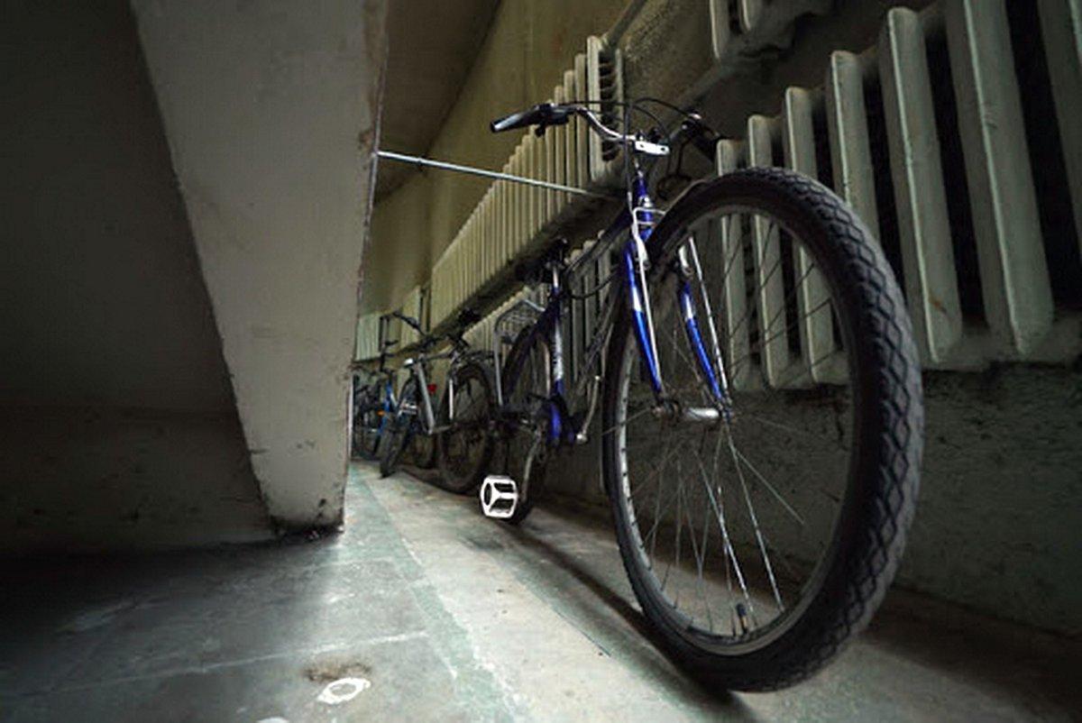 Столичная полиция раскрыла семь краж велосипедов