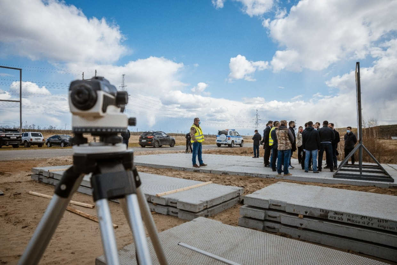 Состоялось выездное совещание о строительстве Ленского моста