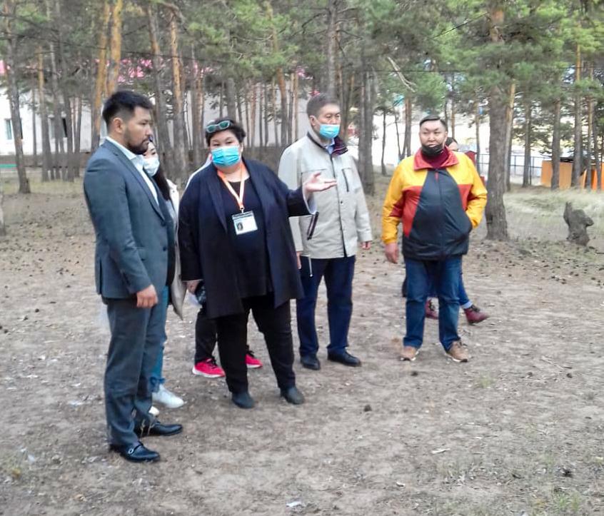 Евгений Григорьев лично проверил состояние детских лагерей