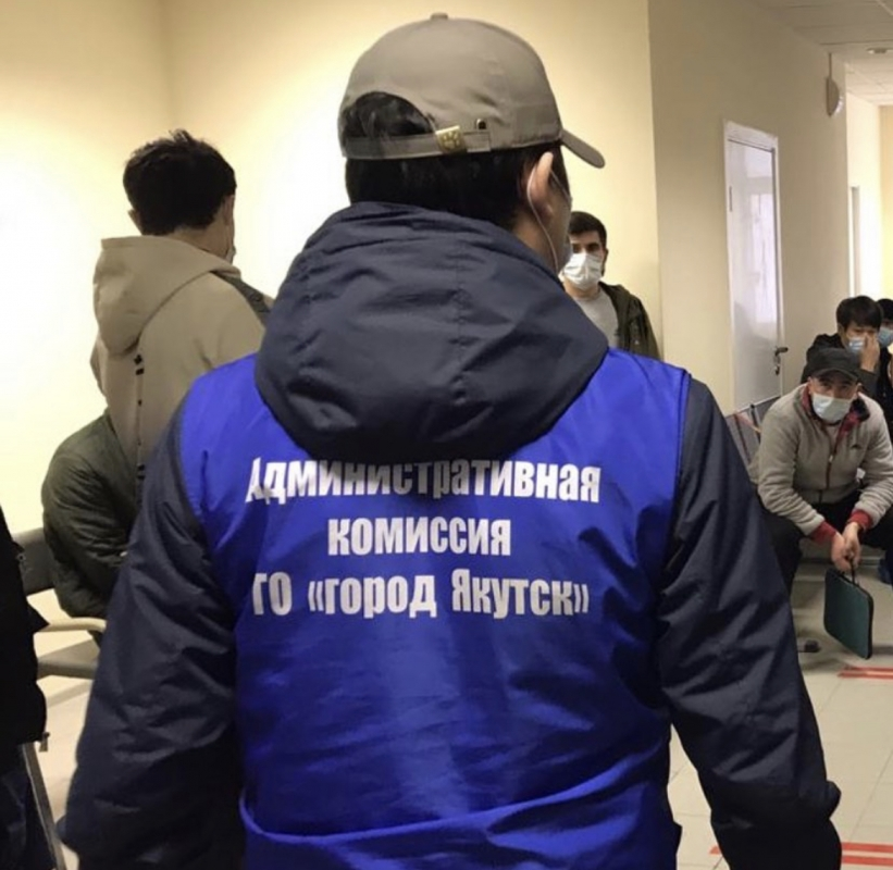 Оперативный штаб Якутска не нашел нарушений