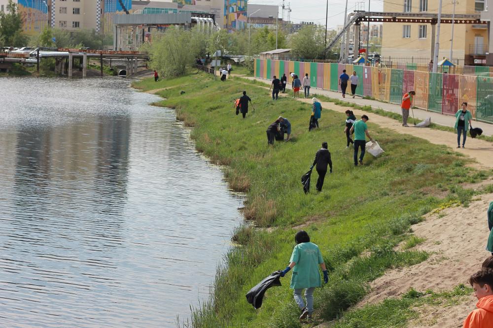 Чистый город — детям