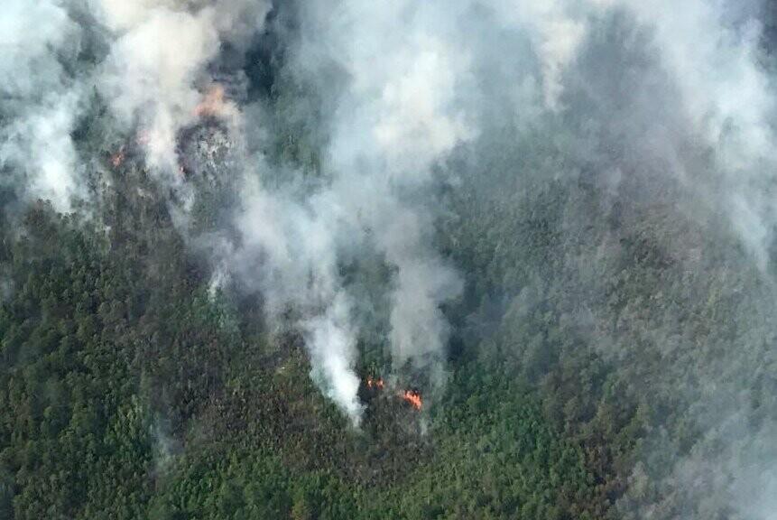 В Якутии действуют 5 лесных пожаров
