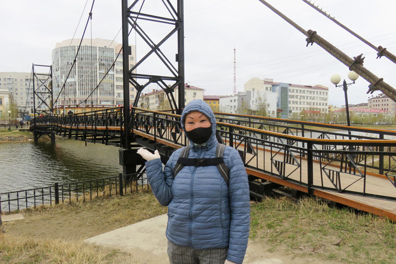 Диана Варламова:  «Люблю  свой город!»