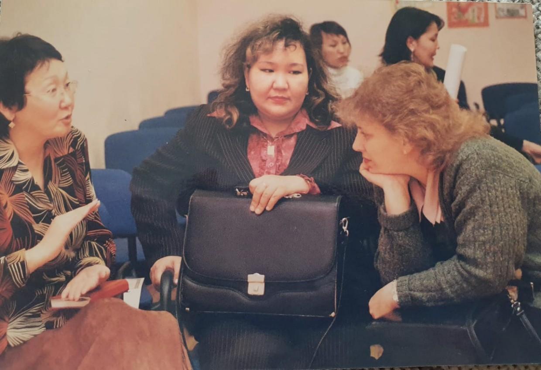 Фекла Сокольникова — правнучка первого  врача Якутии