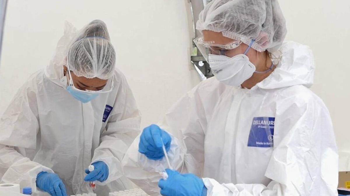 В Якутске выявили 57 новых случаев заболевания коронавирусом