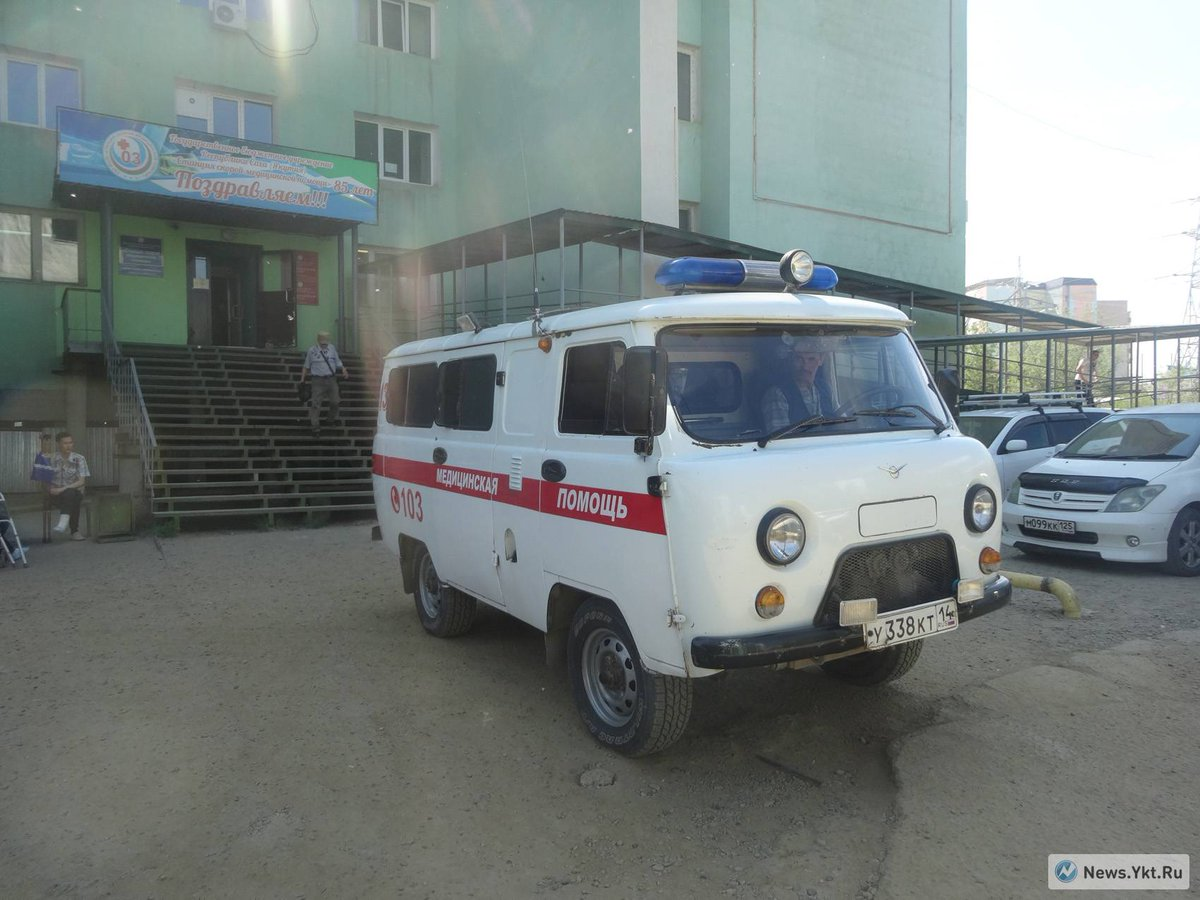 В Якутске за сутки выявлено 60 случаев коронавирусной инфекции