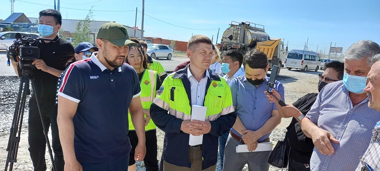Доверяй,  но проверяй! Глава Якутска проинспектировал работу дорожников и строителей