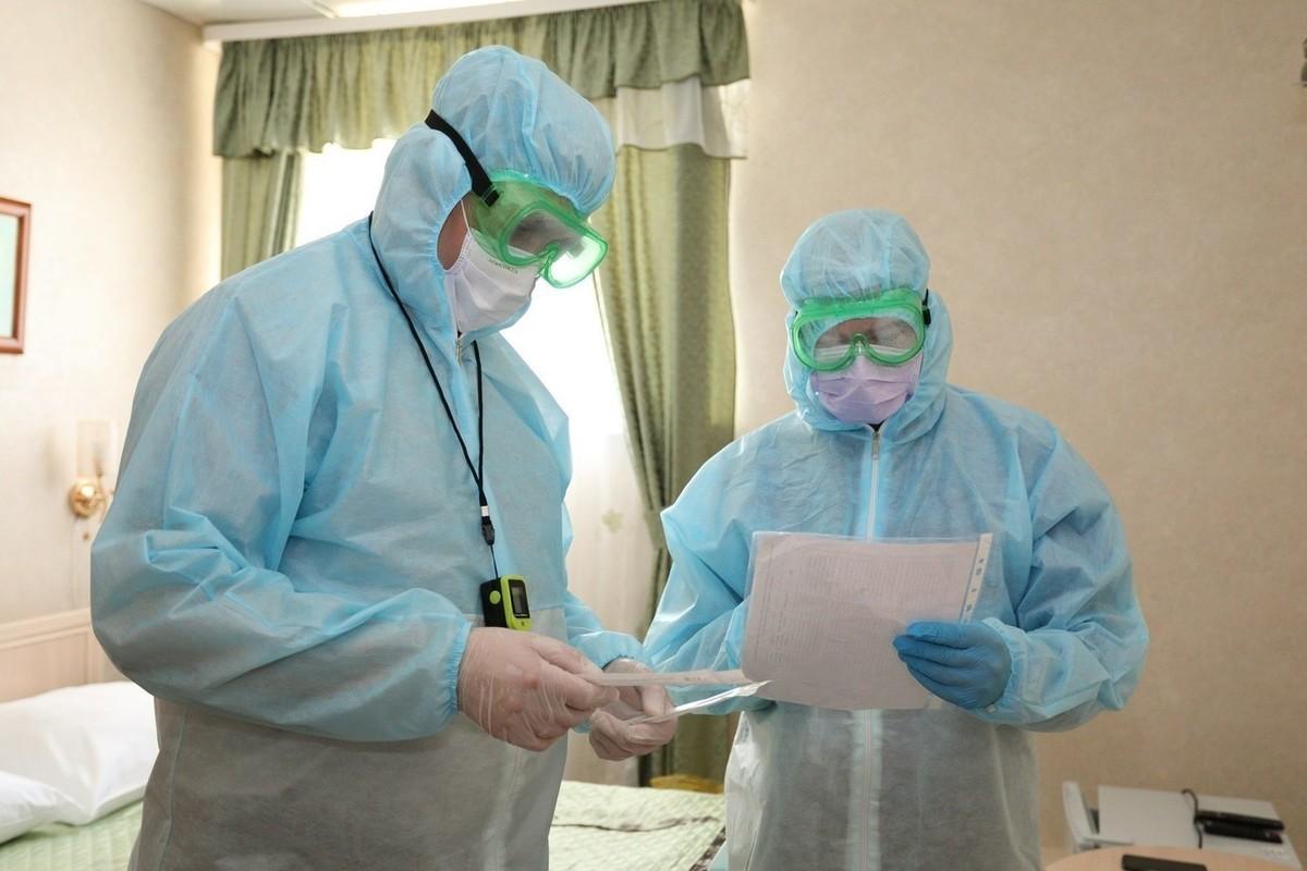 В Якутске за сутки выявлено 57 новых случаев заражения COVID-19