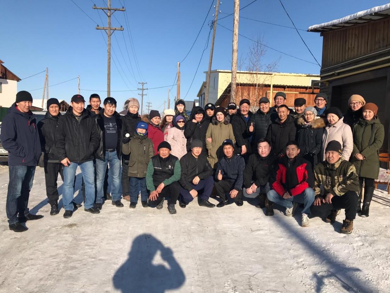 Первый ТОС  в Якутске