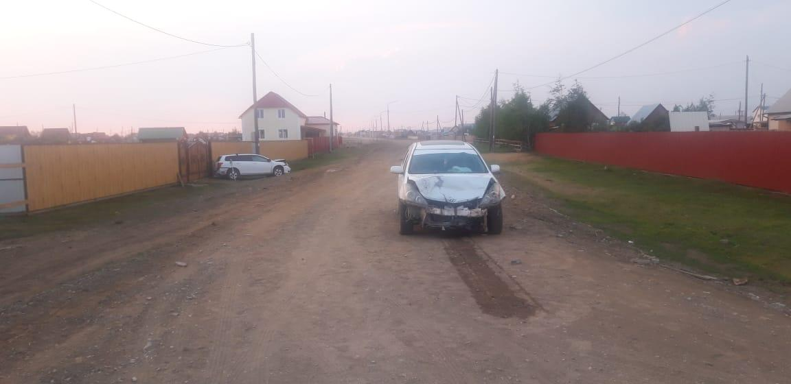 Водитель бросил... место ДТП, машину и пострадавшую пассажирку