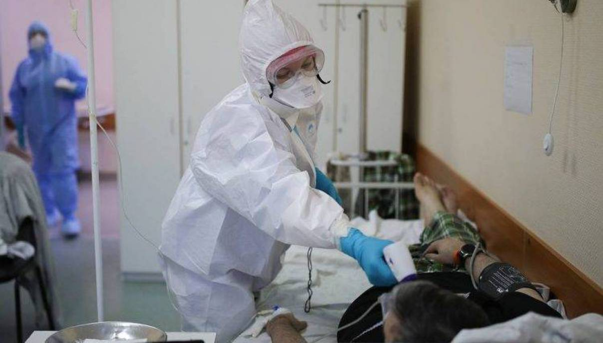 За последние сутки в Якутске выявлено 56 случаев коронавирусной инфекции