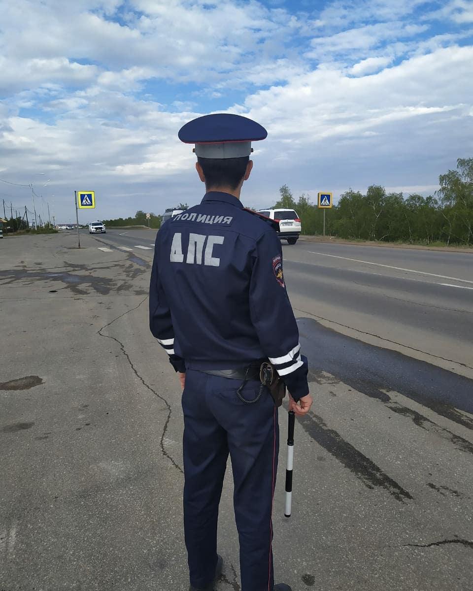 Во время рейдов ГИБДД в Якутске выявлено свыше 150 правонарушений