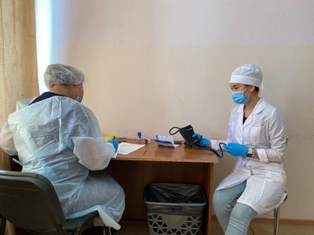 В Якутске за сутки выявлено 54 новых случая заражения COVID-19