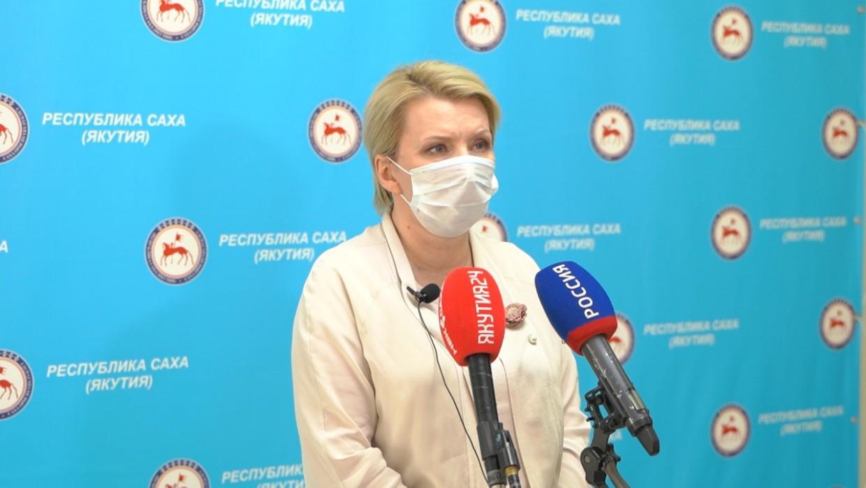 В Якутске выявлен 61 случай коронавируса