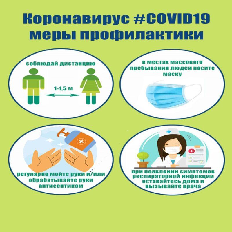 64 новых случая COVID-19 выявлено за сутки в столице