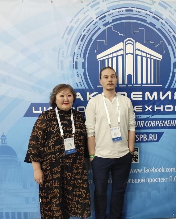 Саргылана ИВАНОВА: «Приглашаем всех желающих школьников в новый IT-куб»