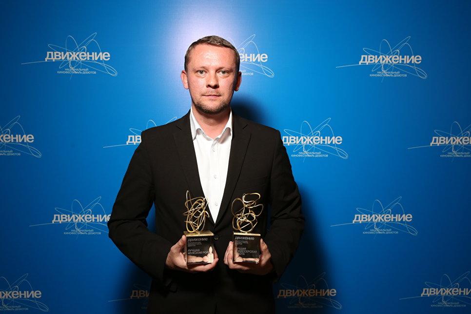 Дмитрия Давыдова снова номинировали