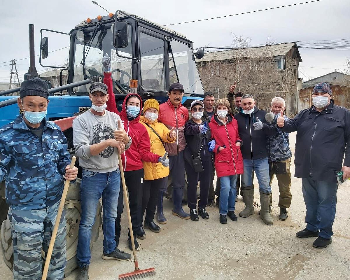 Сделаем Якутск чище! Итоги трехмесячника по санитарной очистке в столице