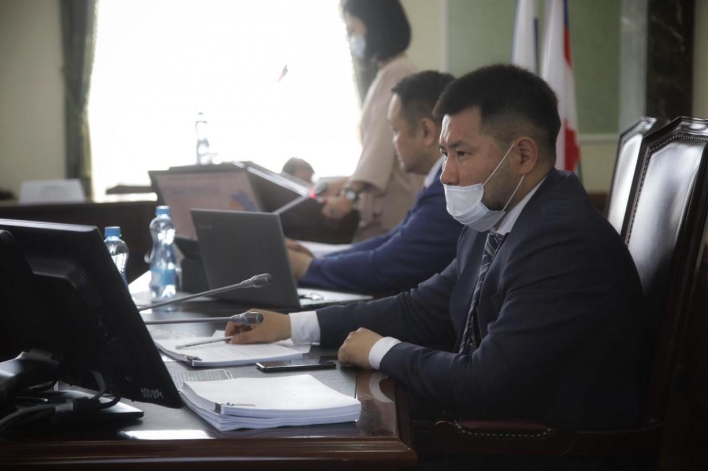 Прошла встреча депутатов Гордумы с главой города