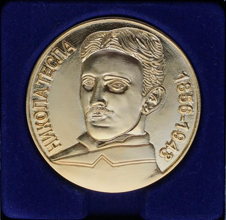 Якутскому изобретателю вручена медаль имени Николы Теслы
